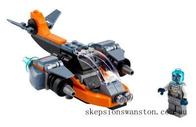 Clearance Lego Cyber Drone