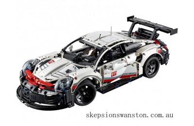 Discounted Lego Porsche 911 RSR