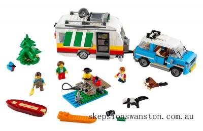 Clearance Lego Caravan Family Holiday