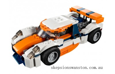 Clearance Lego Sunset Track Racer