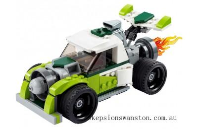 Hot Sale Lego Rocket Truck