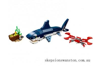 Outlet Sale Lego Deep Sea Creatures
