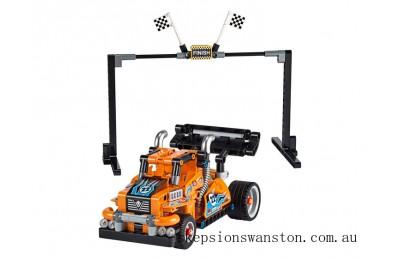Hot Sale Lego Race Truck