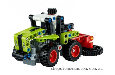 Clearance Lego Mini CLAAS XERION