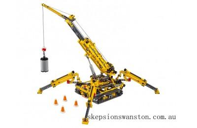 Hot Sale Lego Compact Crawler Crane