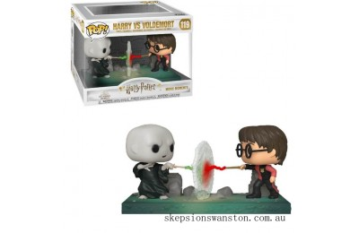 Harry Potter Harry VS Voldemort Funko Pop! Movie Moment Clearance Sale