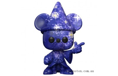 Disney Fantasia 80th Mickey Artist Series 1 Pop! Vinyl Figure Clearance Sale