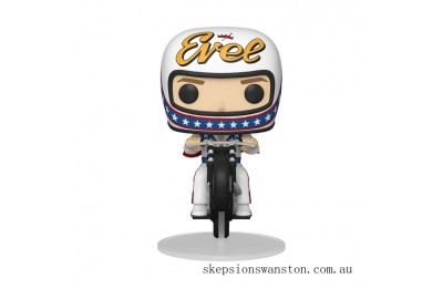 Evel Knievel on Bike Funko Pop! Ride Clearance Sale