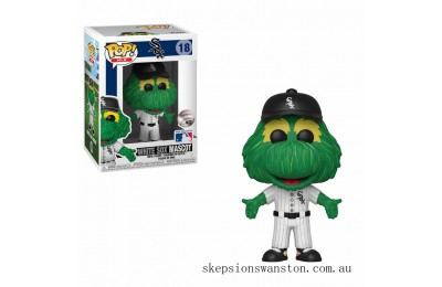 MLB ChiWhiteSox Southpaw Funko Pop! Vinyl Clearance Sale