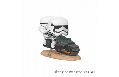 Star Wars The Rise of Skywalker First Order Tread Speeder Funko Pop! Movie Moment Clearance Sale