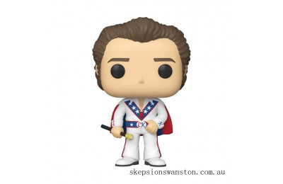 Evel Knievel with Cape with Chase Funko Pop! Vinyl Clearance Sale