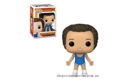 Richard Simmons Pop! Vinyl Figure Clearance Sale