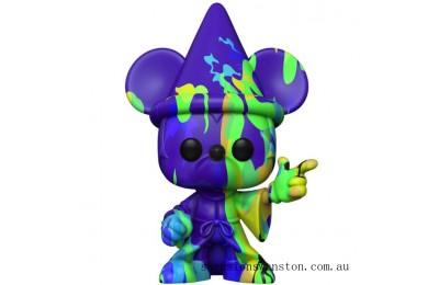 Disney Fantasia 80th Mickey Artist Series 2 Pop! Vinyl Figure Clearance Sale