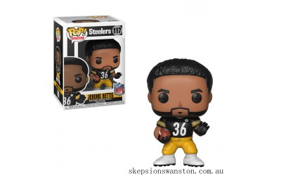 NFL Legends - Jerome Bettis Funko Pop! Vinyl Clearance Sale