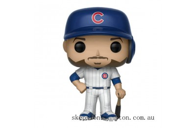 MLB Kris Bryant Funko Pop! Vinyl Clearance Sale