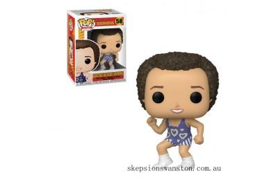 Dancing Richard Simmons Pop! Vinyl Figure Clearance Sale
