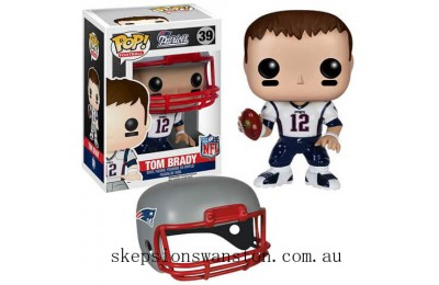 NFL Tom Brady Wave 2 Funko Pop! Vinyl Clearance Sale