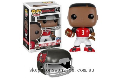 NFL Jameis Winston Wave 2 Funko Pop! Vinyl Clearance Sale