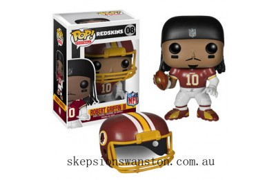 NFL Robert Griffin III Wave 1 Funko Pop! Vinyl Clearance Sale