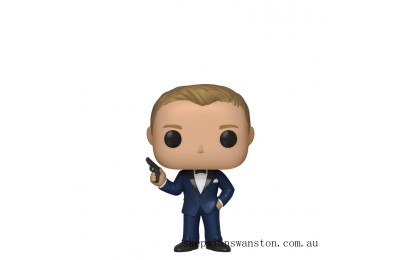 James Bond Casino Royale Daniel Craig Funko Pop! Vinyl Clearance Sale