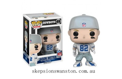 NFL Jason Witten Wave 3 Funko Pop! Vinyl Clearance Sale