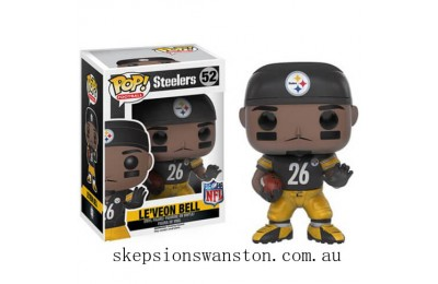 NFL Le'Veon Bell Wave 3 Funko Pop! Vinyl Clearance Sale
