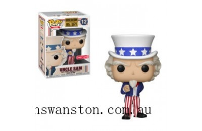 Uncle Sam EXC Funko Pop! Vinyl Clearance Sale