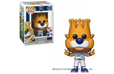 Sluggerrrr KC MLB Funko Pop! Vinyl Clearance Sale