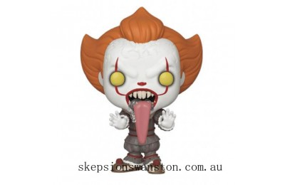 IT Chapter 2 Pennywise Funhouse Funko Pop! Vinyl Clearance Sale