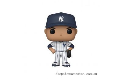 MLB Yankees Gleyber Torres Funko Pop! Vinyl Clearance Sale