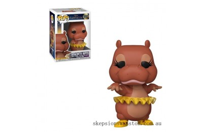 Disney Fantasia 80th Hyacinnth Hippo Pop! Vinyl Figure Clearance Sale