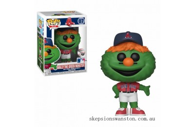 MLB Wally The Green Monster Funko Pop! Vinyl Clearance Sale
