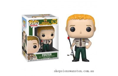Super Troopers Foster Funko Pop! Vinyl Clearance Sale