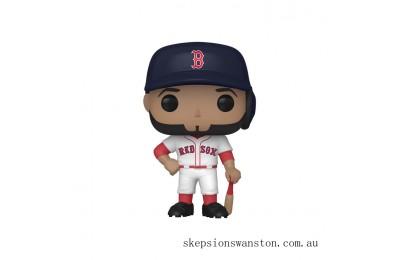 MLB Red Sox Xander Bogaerts Funko Pop! Vinyl Clearance Sale