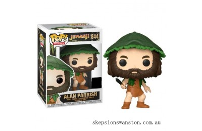 Jumanji Alan Parrish with Knife EXC Funko Pop! Vinyl Clearance Sale