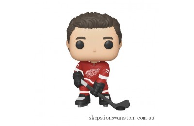 NHL Red Wings Dylan Larkin Funko Pop! Vinyl Clearance Sale