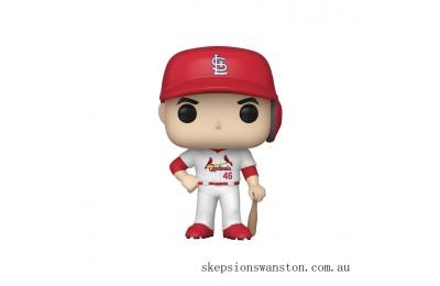 MLB Cardinals Paul Goldschmidt Funko Pop! Vinyl Clearance Sale