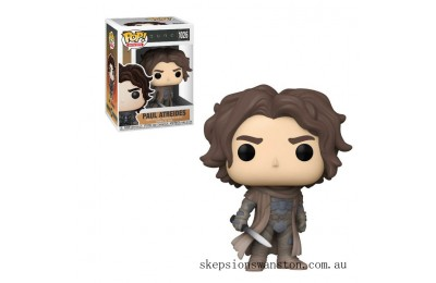 Dune Paul Atreides Pop! Vinyl Figure Clearance Sale