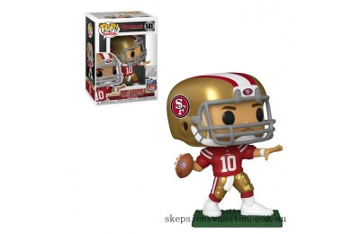 NFL 49ers Jimmy Garoppolo Funko Pop! Vinyl Clearance Sale