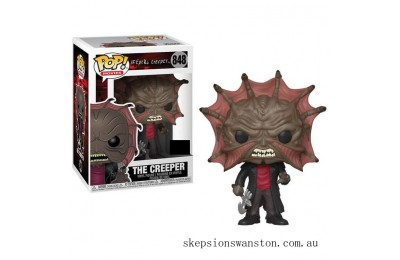 Jeepers Creepers The Creeper No Hat EXC Funko Pop! Vinyl Clearance Sale