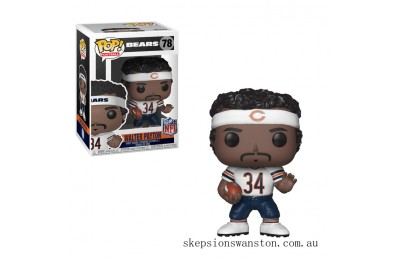 NFL Legends - Walter Payton WH Funko Pop! Vinyl Clearance Sale