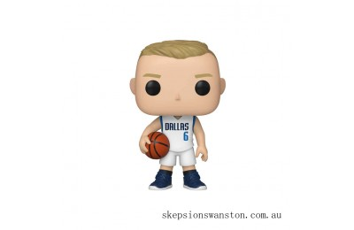 NBA Dallas Mavericks Kristaps Porzingis Funko Pop! Vinyl Clearance Sale