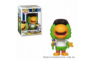 MLB Pittsburgh Pirate Parrot Funko Pop! Vinyl Clearance Sale