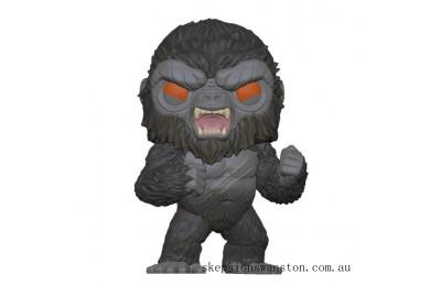 Godzilla vs Kong Battle-Ready Kong Funko Pop Vinyl Clearance Sale
