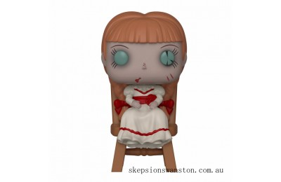 Annabelle in Chair Funko Pop! Vinyl Clearance Sale