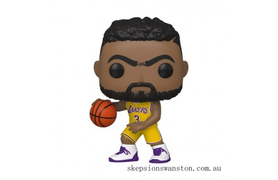 NBA Los Angeles Lakers Anthony Davis Funko Pop! Vinyl Clearance Sale