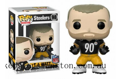 NFL TJ Watt Funko Pop! Vinyl Clearance Sale