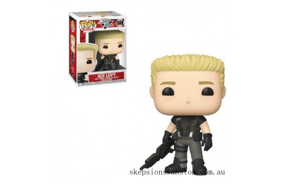 Starship Troopers Ace Levy Pop! Vinyl Figure Clearance Sale