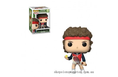 Tennis Legends John McEnroe Funko Pop! Vinyl Clearance Sale