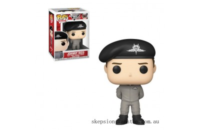 Starship Troopers Rico In Jumpsuit Pop! Vinyl Figure Clearance Sale